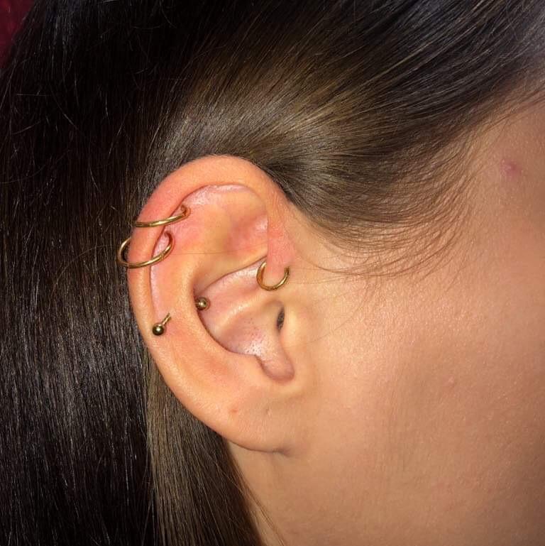 Piercing szúrás akció