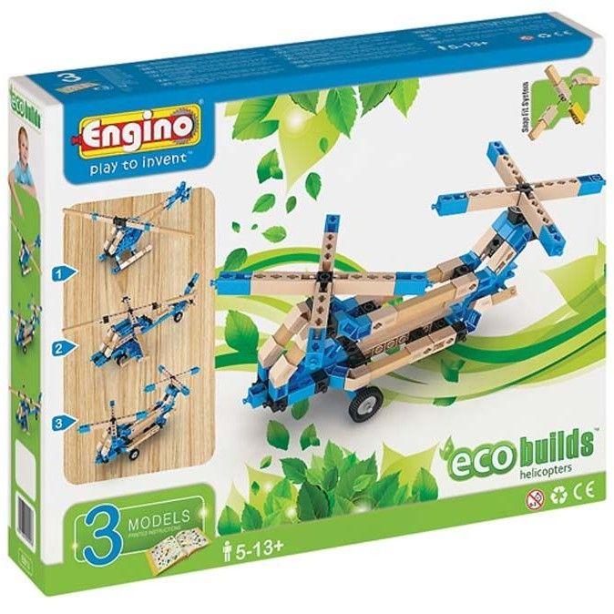 Engino Eco játékszettek
