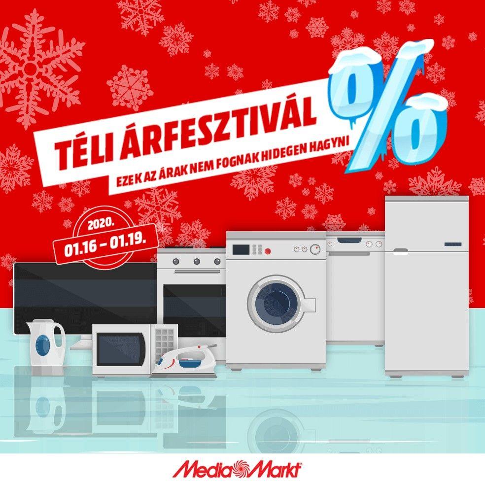 Téli Árfesztivál a MediaMarktban!
