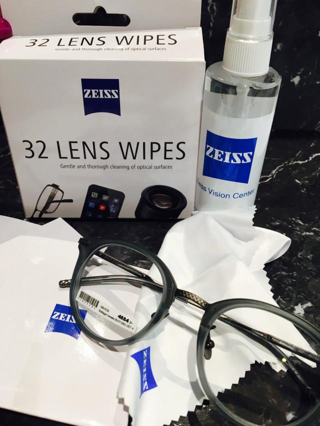 Hvordan pudser du dine briller ?