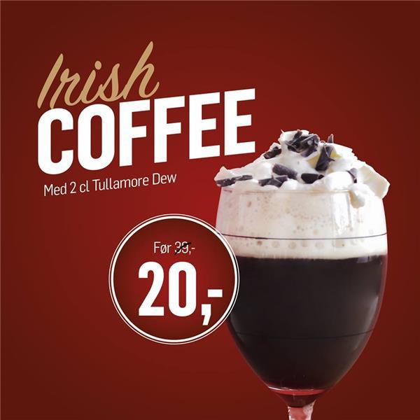 Irish Coffee - Club Jensens