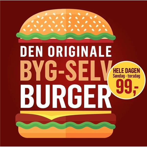 Byg-selv Burger