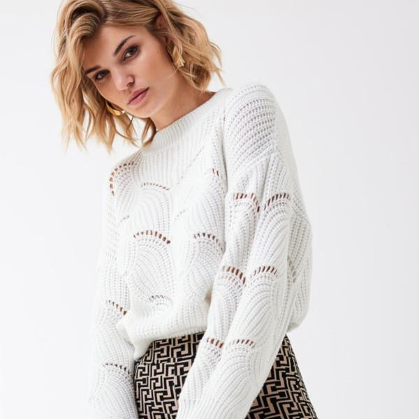 Fanny strikket sweater