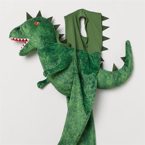Dinosaurdragt