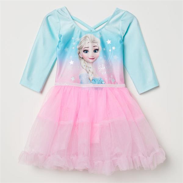 Elsa dansedragt