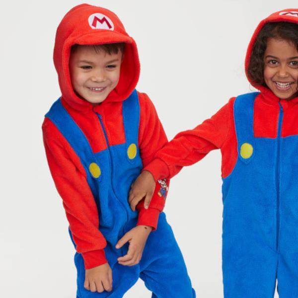 Mario heldragt