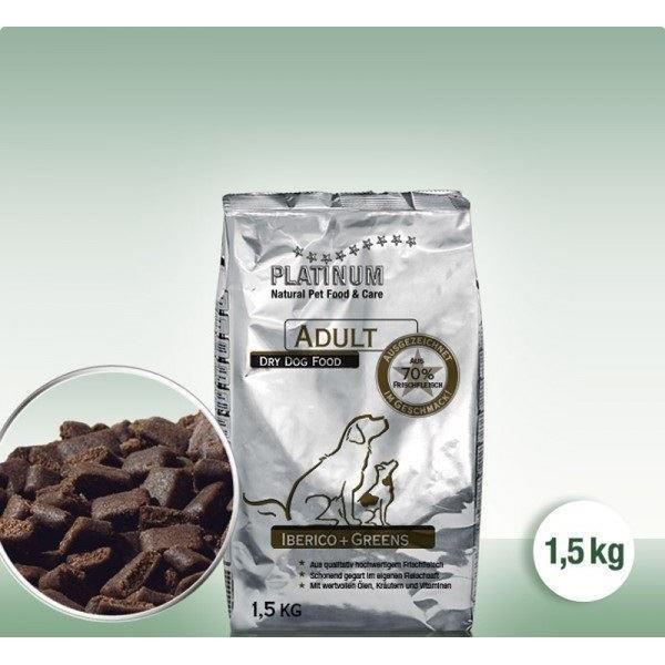 Platinum Iberico/grønt 1,5kg