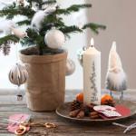 Julepynt 2018 - Inspiration til hjem og julebord