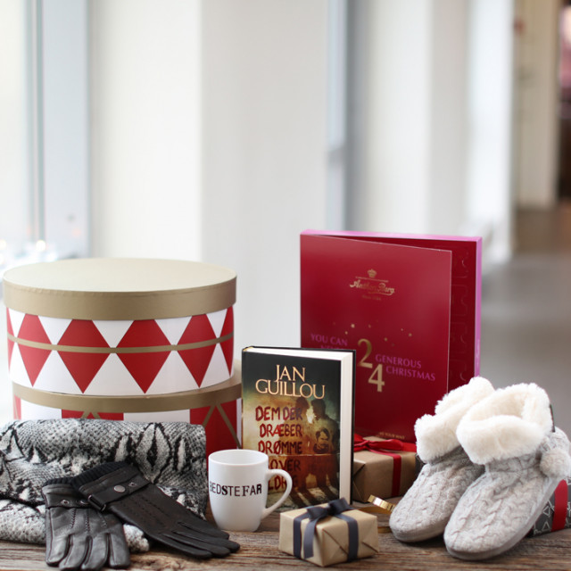 Hvad kan man give sine bedsteforældre i julegave?