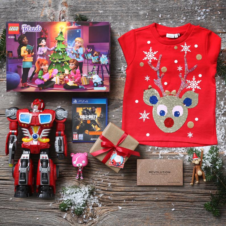 e7b48ed4c26 Årets julegaver til børn - 24 ideer