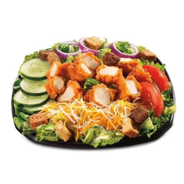 Chrispy salat