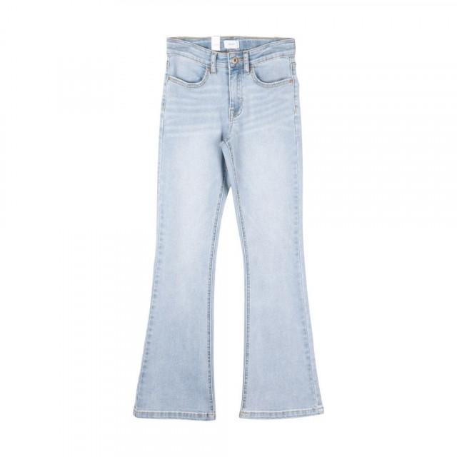 Lyse jeans med svaj fra GRUNT👀