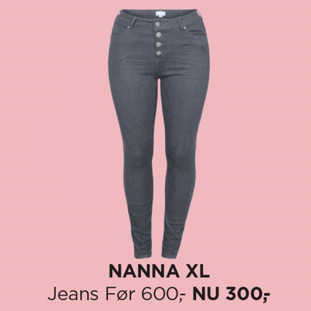Sale hos Nanna XL