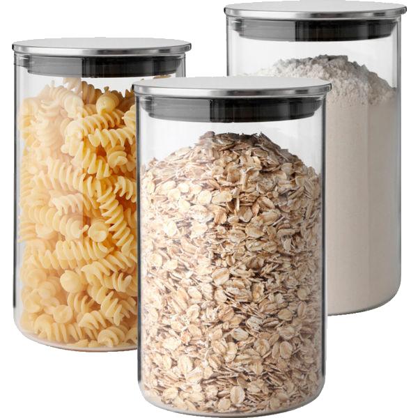 COOK&BAKER opbevaringsglas