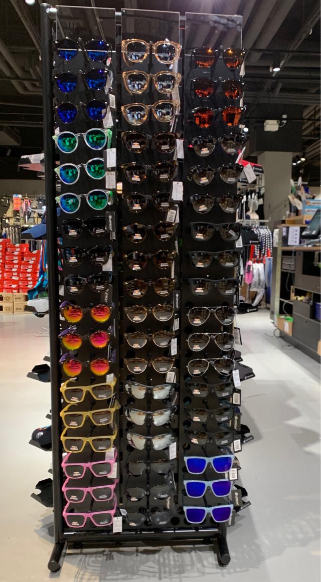 Upfront solbriller