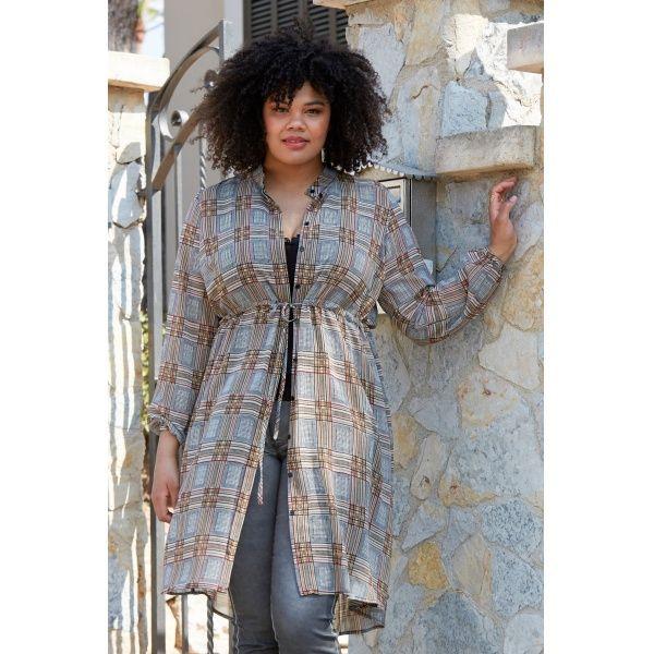 5155f302b51 ANNEBELLA kjole fra ZOEY. STR 42-56