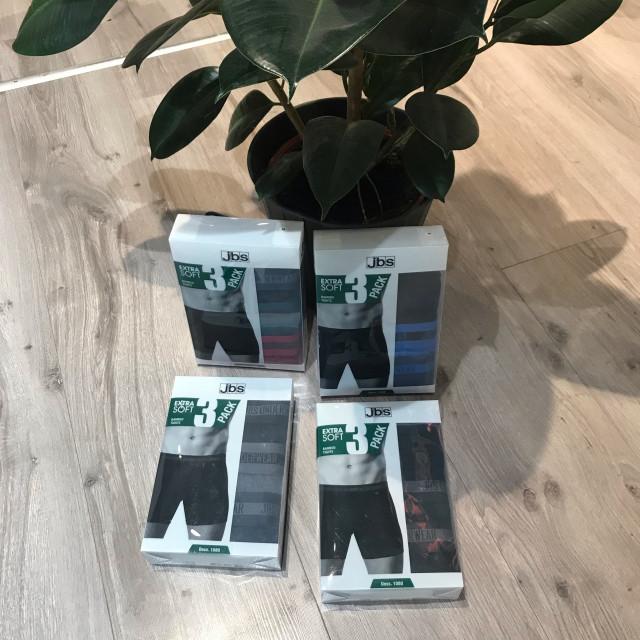 🎋 JBS Bambus underbukser