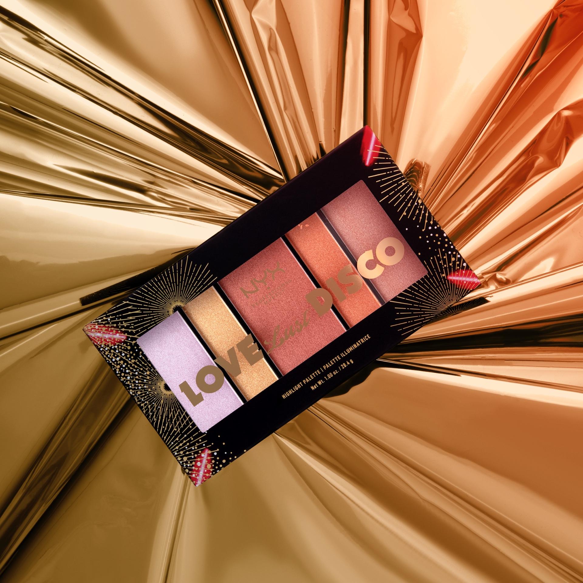 Love Lust Disco Highlight Palette