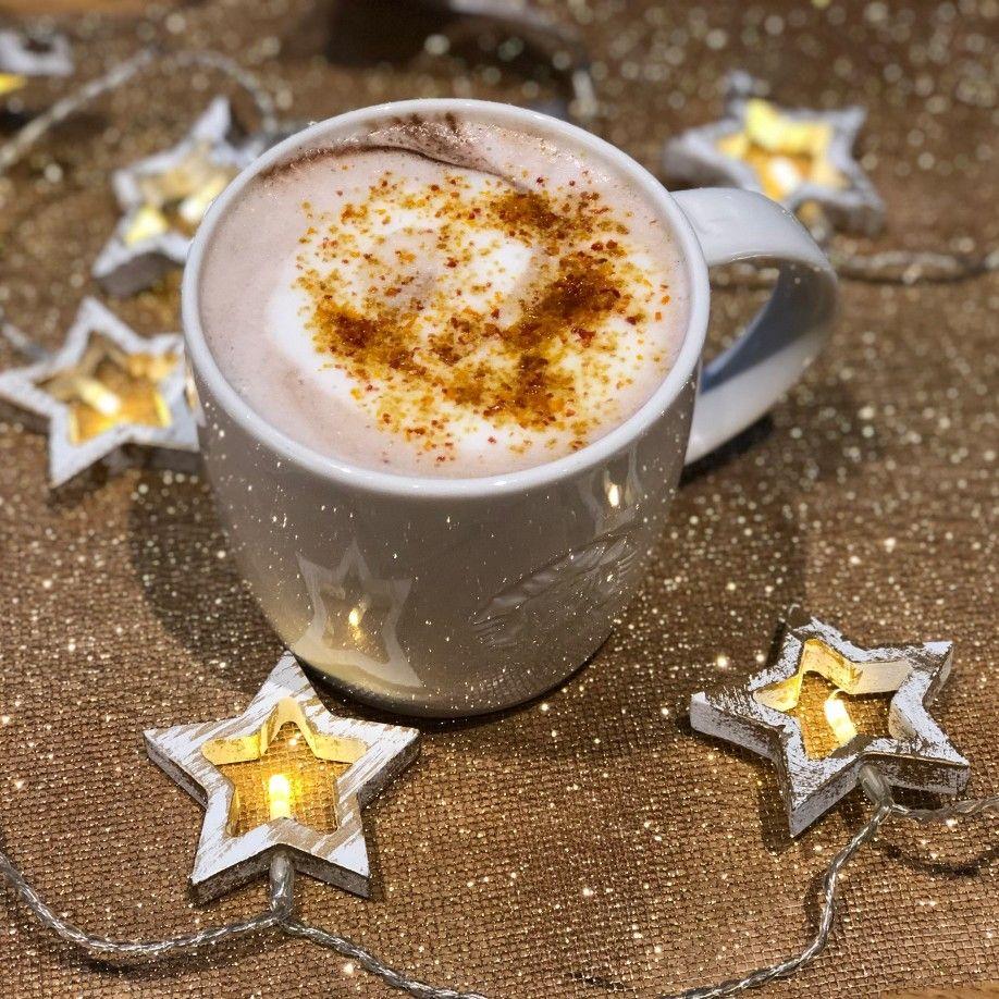 Toasted Marshmallow Hot Chocolate!